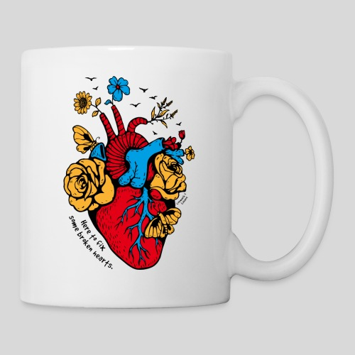A Beautiful Heart - Coffee/Tea Mug
