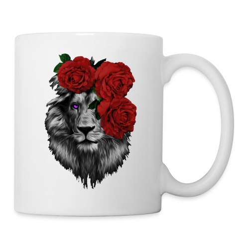 Forever Endeavor Lion - Coffee/Tea Mug