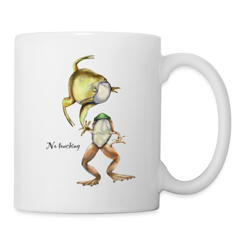 Two frogs - Coffee/Tea Mug