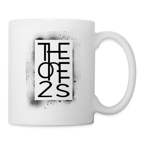 The One2s Spray Logo - Coffee/Tea Mug
