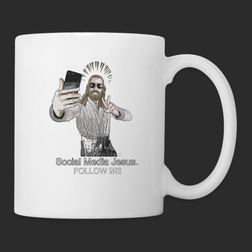 Social Media Jesus - Coffee/Tea Mug
