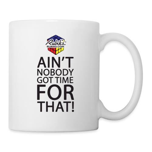 Rubik's Cube Ain't Nobody! - Coffee/Tea Mug