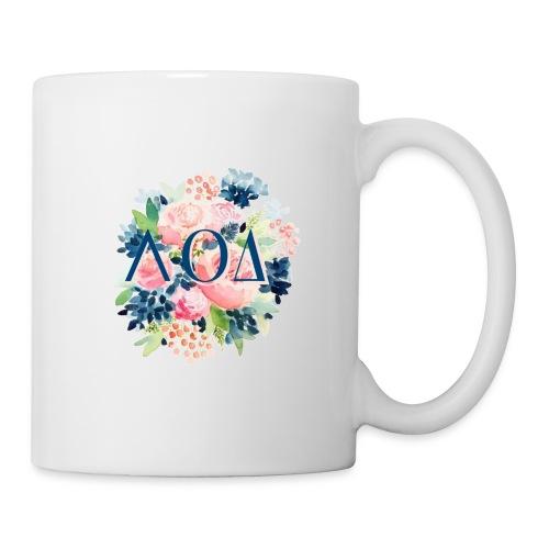 Watercolor Pin - Coffee/Tea Mug