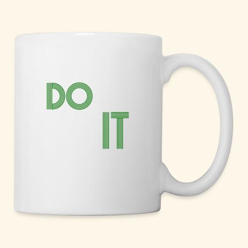 DON'T QUIT #9 - Coffee/Tea Mug