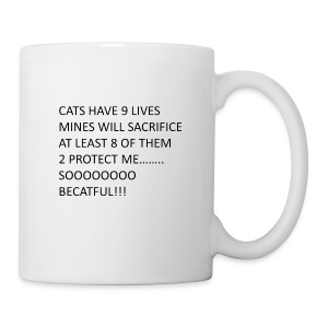 BECATFUL..... - Coffee/Tea Mug