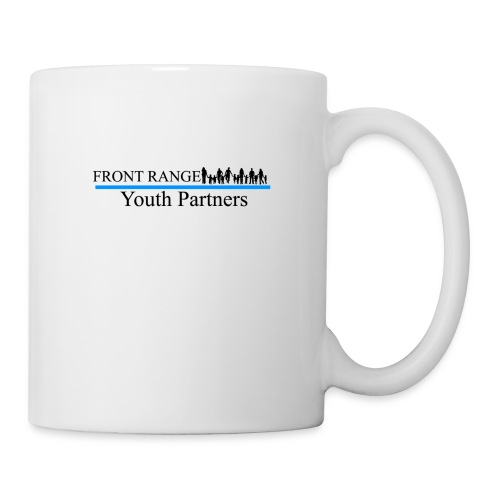 Front Range Youth Partners LOGO - Coffee/Tea Mug