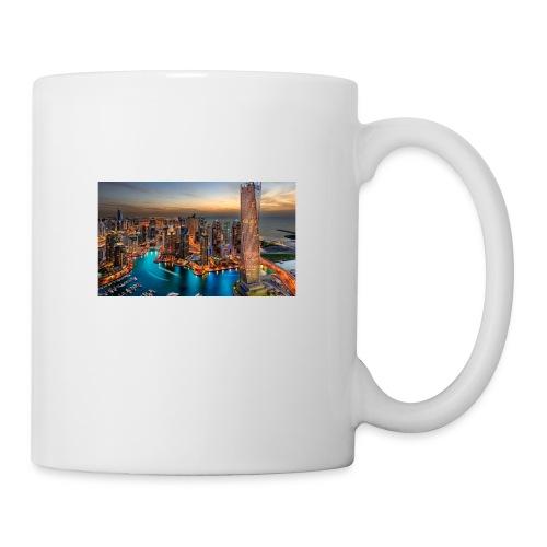 City - Coffee/Tea Mug