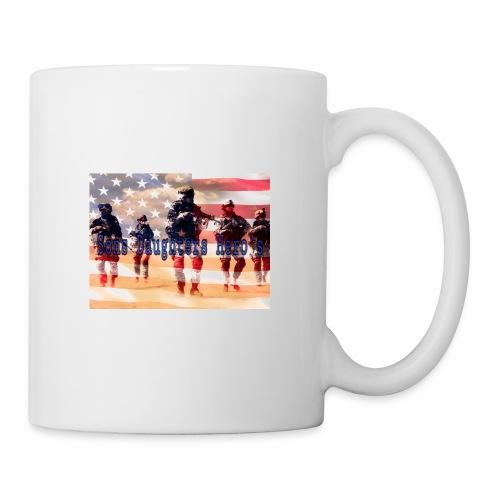 sons daughters hero's - Coffee/Tea Mug