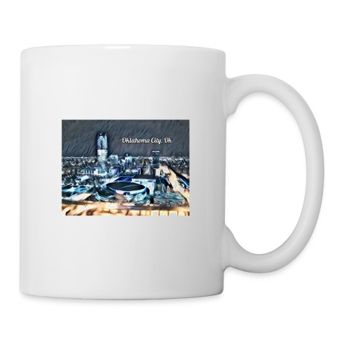 Oklahoma City - Coffee/Tea Mug