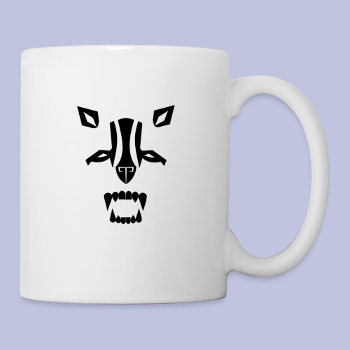 DLB white background - Coffee/Tea Mug