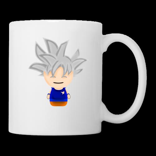 Borbz Ultra Instinct Goku - Coffee/Tea Mug