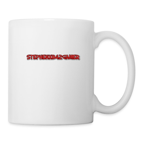 stephenxb42gamer logo - Coffee/Tea Mug