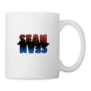 Sean Merchandise FIRE/ICE - Coffee/Tea Mug