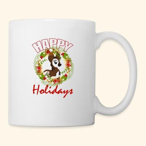 OKAPI HOLIDAY - Coffee/Tea Mug