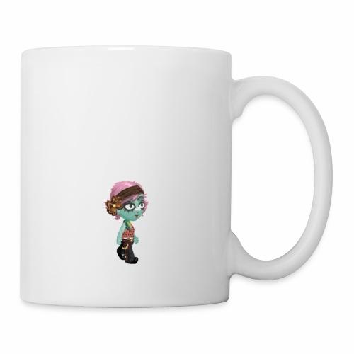 Glitch Cimm - Coffee/Tea Mug