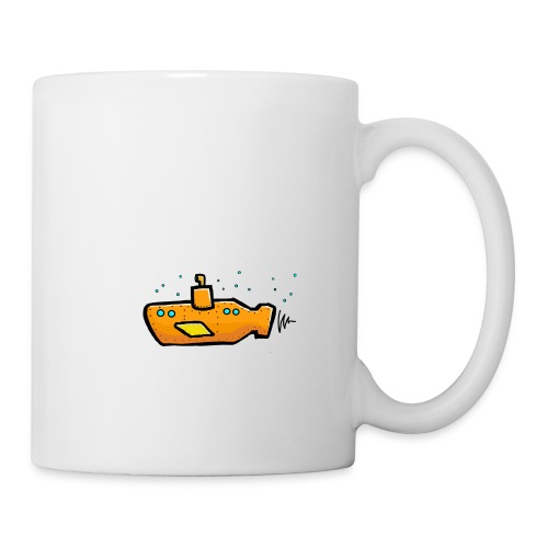 Funny submarine Drebble - Coffee/Tea Mug
