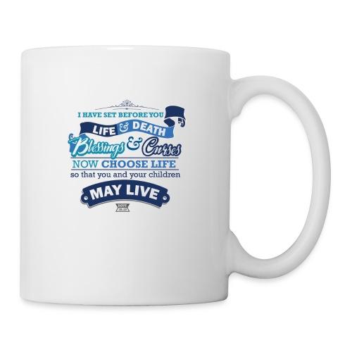Deut 30 19 Light - Coffee/Tea Mug