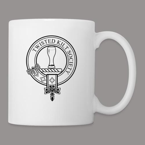 Twisted Kilt Society Crest - Coffee/Tea Mug