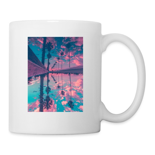Palm trees - Coffee/Tea Mug
