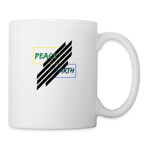 Peace and earth - Coffee/Tea Mug