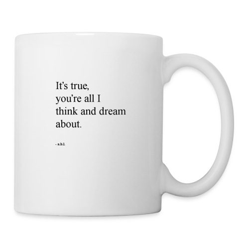 Thinker - Coffee/Tea Mug