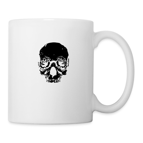 Skull rose - Coffee/Tea Mug