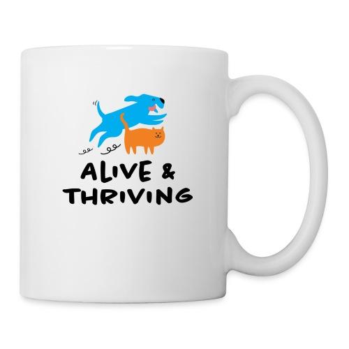 Alive Thriving Animal Behavior Program - Coffee/Tea Mug