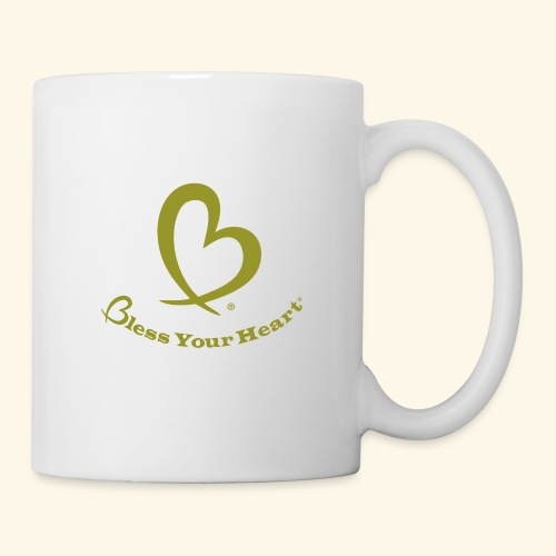 Bless Your Heart® Yellow - Coffee/Tea Mug
