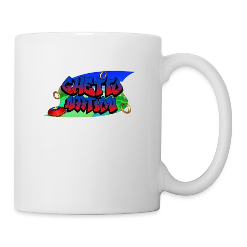 GHETTO HOG 5 (Plus Size) - Coffee/Tea Mug