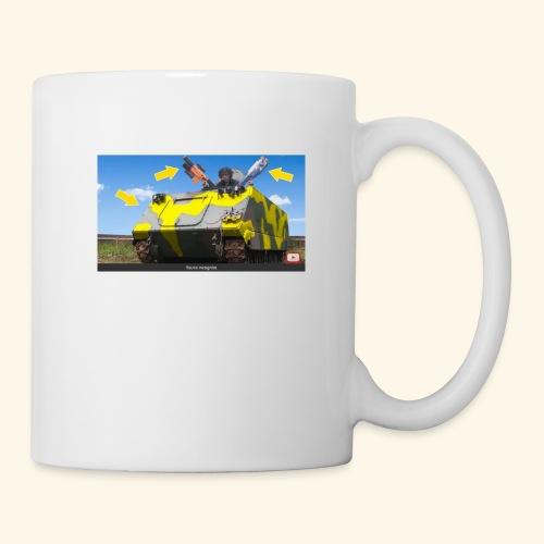 Tank Demolisher - Coffee/Tea Mug