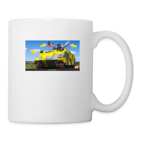 Tank Demolisher - Coffee/Tea Mug
