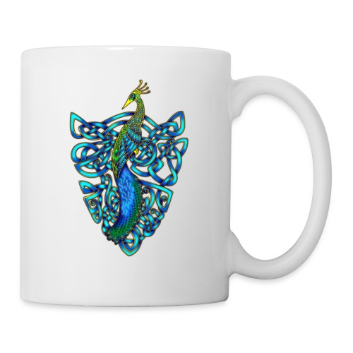 Peacock - Coffee/Tea Mug