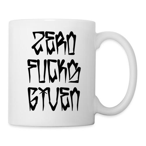Zero Fucks Given - Coffee/Tea Mug