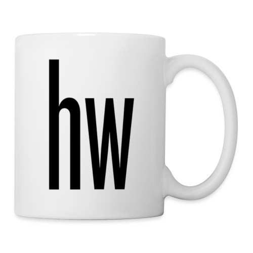 hw logo (Organic) - Coffee/Tea Mug