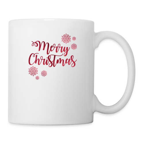 Merry Christmas - Coffee/Tea Mug