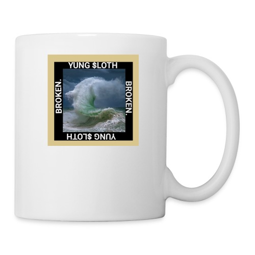 BROKEN CLOTHING - Coffee/Tea Mug