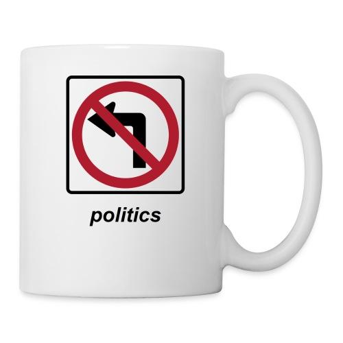 America We Stand - No Socialism No Communism - Coffee/Tea Mug