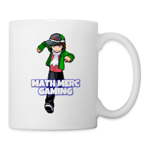 Math Merc Gaming - Coffee/Tea Mug
