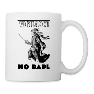 Vigilance NODAPL - Coffee/Tea Mug