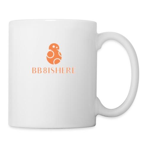 bb8ishere logo - Coffee/Tea Mug