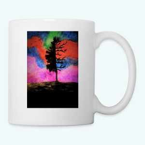 colorful_tree - Coffee/Tea Mug