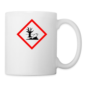 danger for the environment - Coffee/Tea Mug