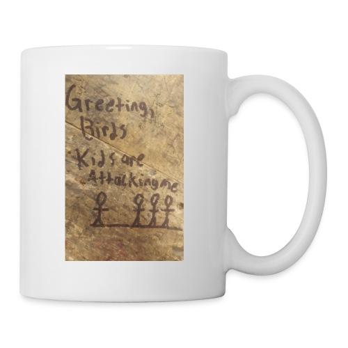Kids are attacking me - Coffee/Tea Mug