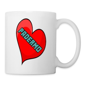 corazon padermo - Coffee/Tea Mug