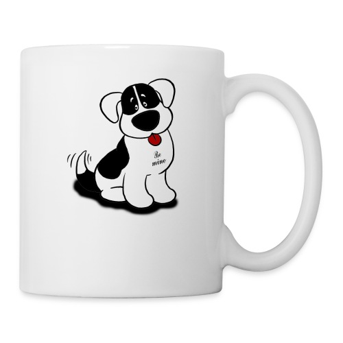 Be Mine Dog - Coffee/Tea Mug