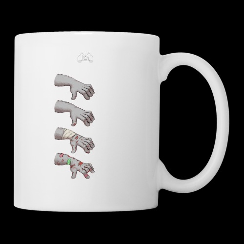 Recognizing People by Hand Scar - Coffee/Tea Mug