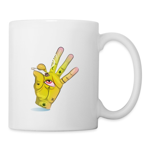 Khalwi High Khamsa - Coffee/Tea Mug