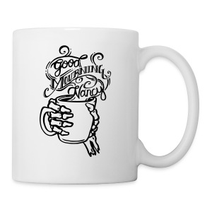 Good Mourning Nancy Logo - Coffee/Tea Mug