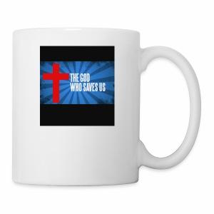 Because i am helping my church and my family - Coffee/Tea Mug