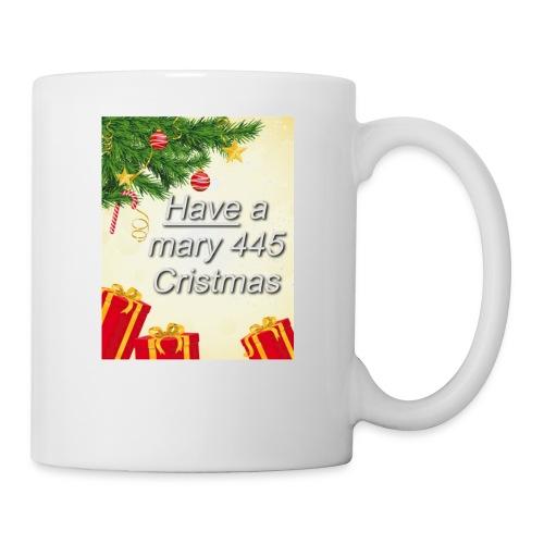 Have a Mary 445 Christmas - Coffee/Tea Mug